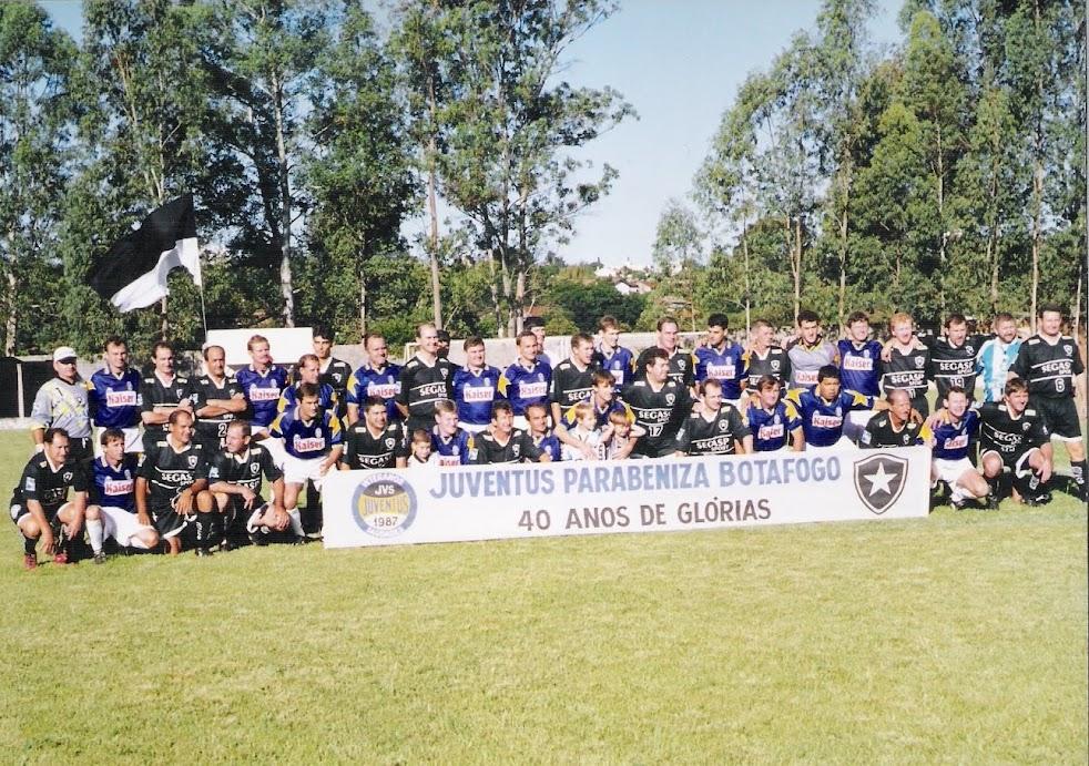 Veteranos do Botafogo - 40 anos de glória
