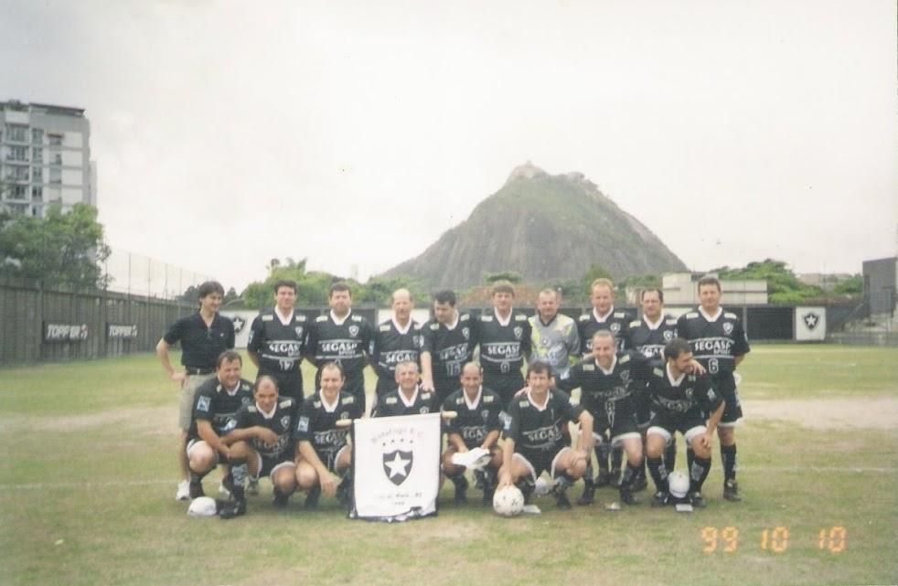 Veteranos do Botafogo no Rio de Janeiro