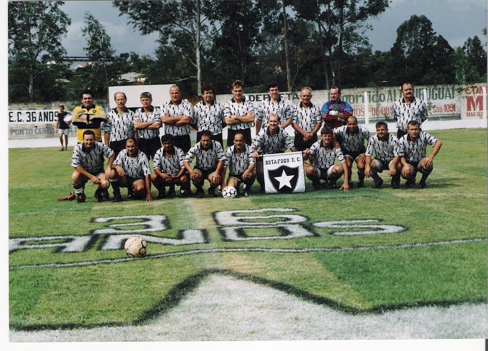 Botafogo 36 anos