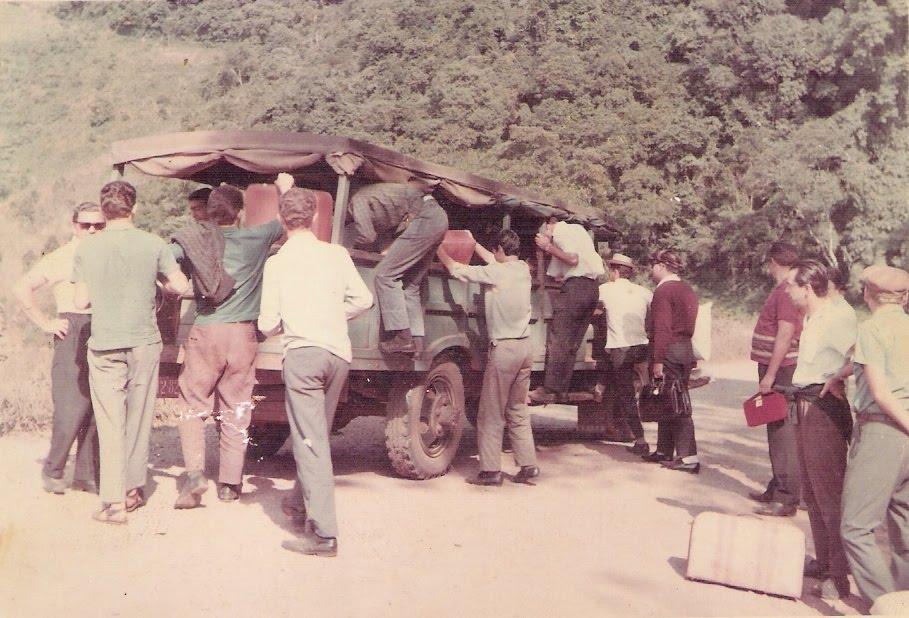 veículo usado no socorro