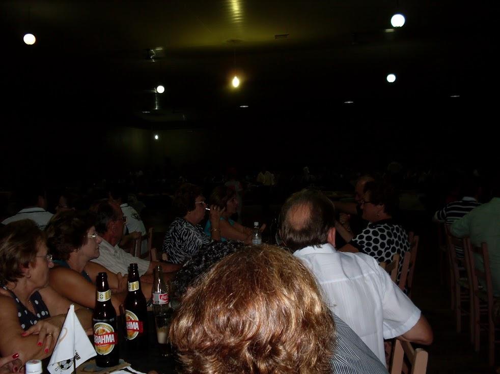 Festa dos 50 anos do Botafogo