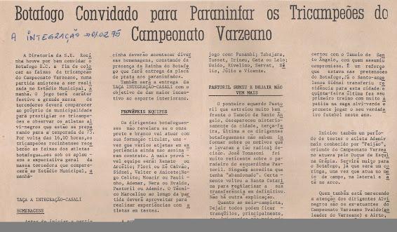 Jornal A Integração 01.02.1975