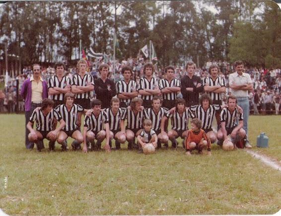 Tri-campeão estadual em 1980