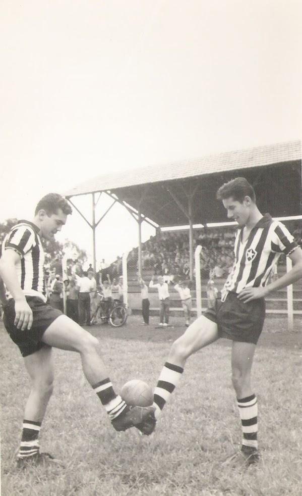 Cassol e Flávio - 19.03.1961