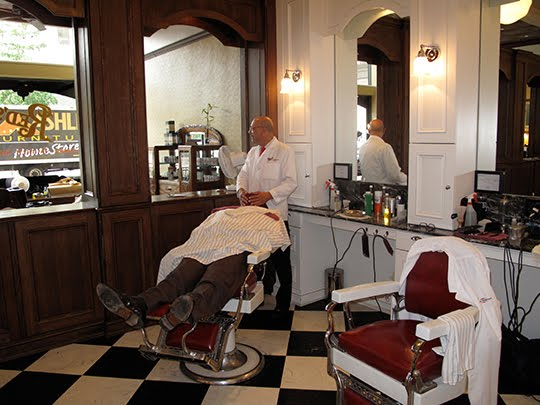 Barber Nashville : The Barbers Chair: Reds Classic Barber Shop Indianapolis