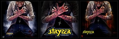 Stryper Murder By Pride album cover