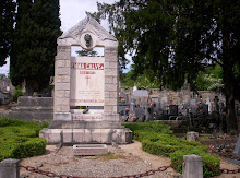 Emma's Tomb in Millau, France