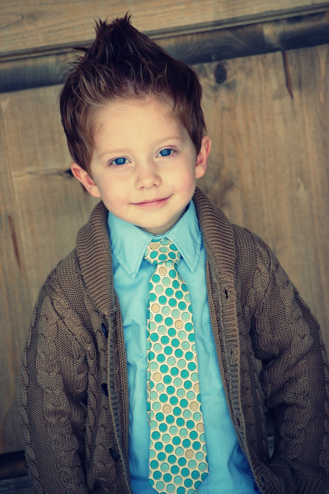 LITTLE BOY MODELING
