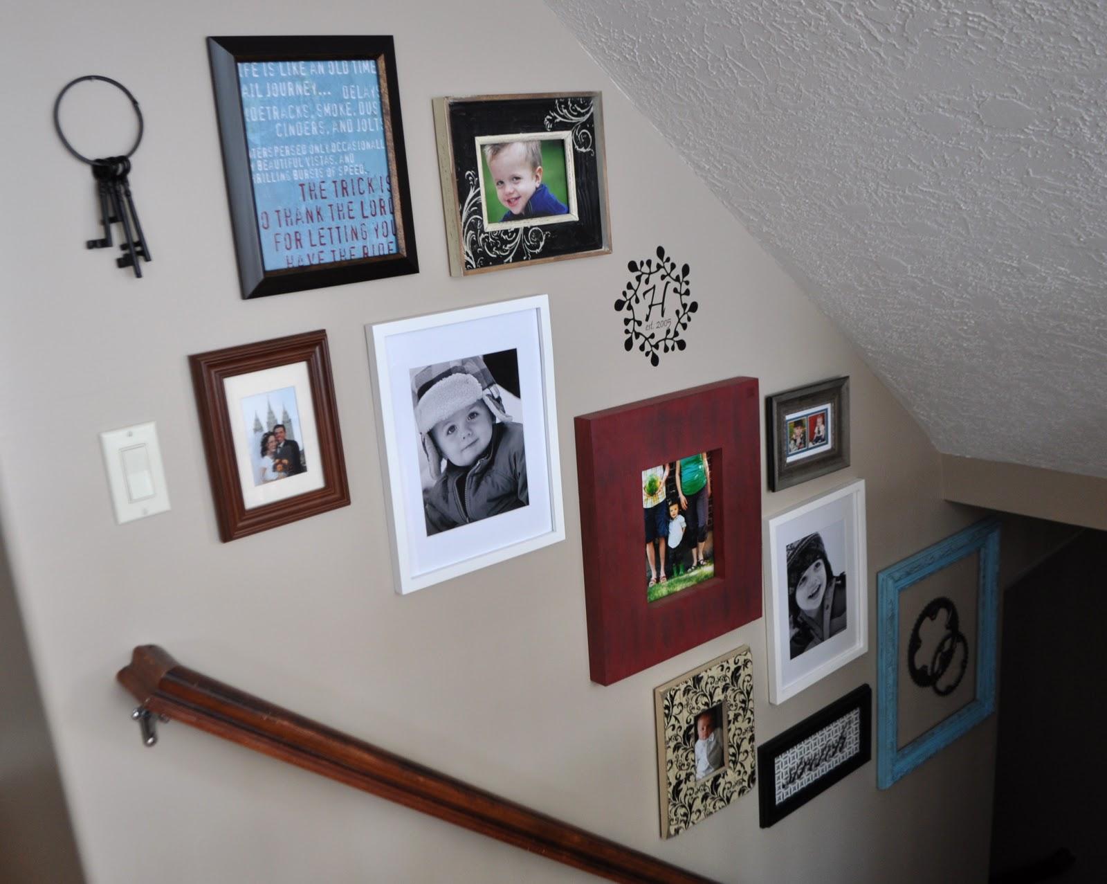 I Am Momma - Hear Me Roar: How to Create a Gallery Wall