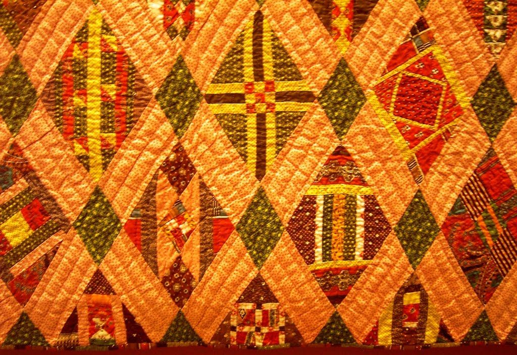 What A Load A Scrap Lancaster Quilt And Textile Museum