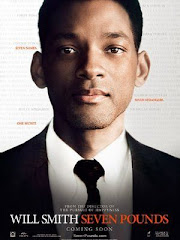 "A worthwhile night in with Will Smith in ""Seven Pounds""."