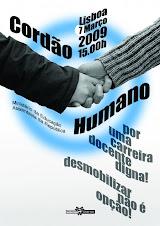 CORDÃO HUMANO
