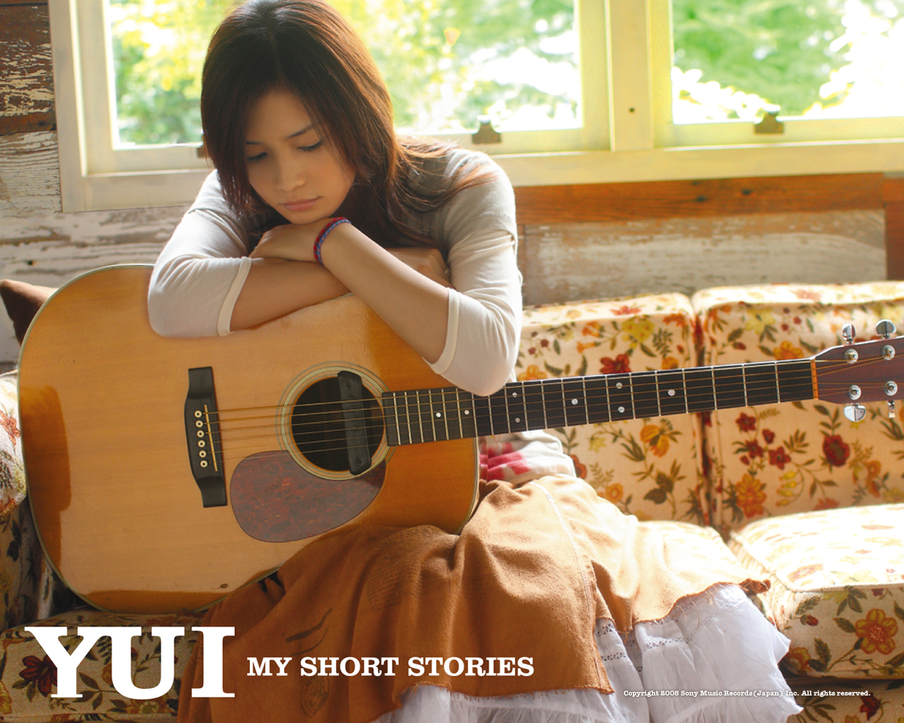 YUI : My short stories