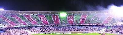Fluminense rebaixado