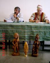 1o. Encontro de lideranças de tradições religiosa afro-brasileiras de Guarulhos
