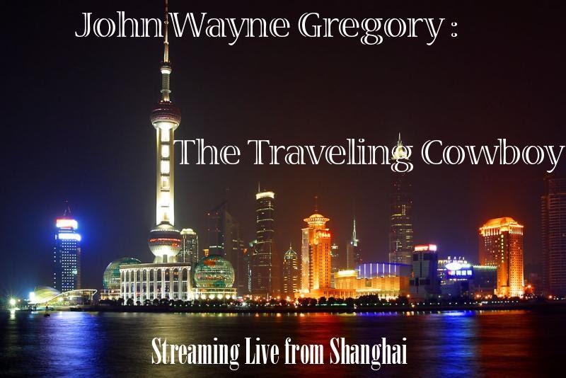 John Wayne Gregory: The Traveling Cowboy