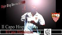 PREMIO IL CAPO HISPALENSIS - MEJOR BLOG SEVILLISTA 2009