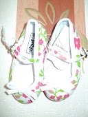 Flower shoes-SOLD-