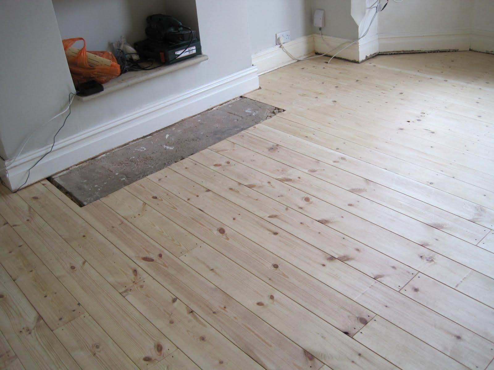 Living room la vida loca part dos replacing refinishing for New floor