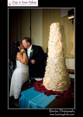 Kevin Costner Wedding Cake