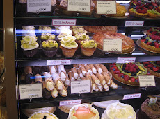 Whole Foods pastry case
