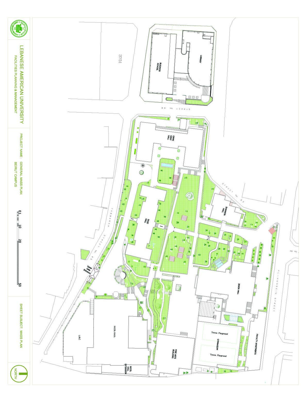 Parasite drawings 3 campus site plan for Site plan drawing online