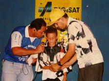 O Iguaçuano THIAGUINHO do Botafogo/1995