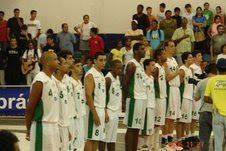 IBC estréia no Campeonato Nacional de Basquete/2007
