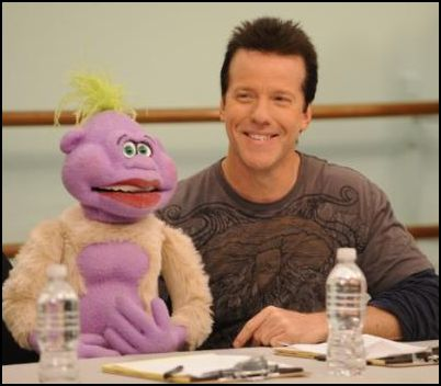 jeff dunham peanut wallpaper. (When Jeff Dunham stated
