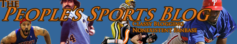 The People's Sports Blog