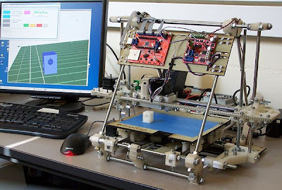 The Reprap, Self-Replicating 3D Printer