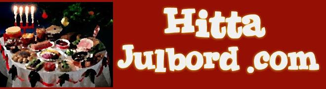 Hitta Julbord i Motala,Mjölby,Linköping,Norrköping Alla Julbord i Östergötland.