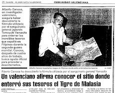 Canosa en la Prensa