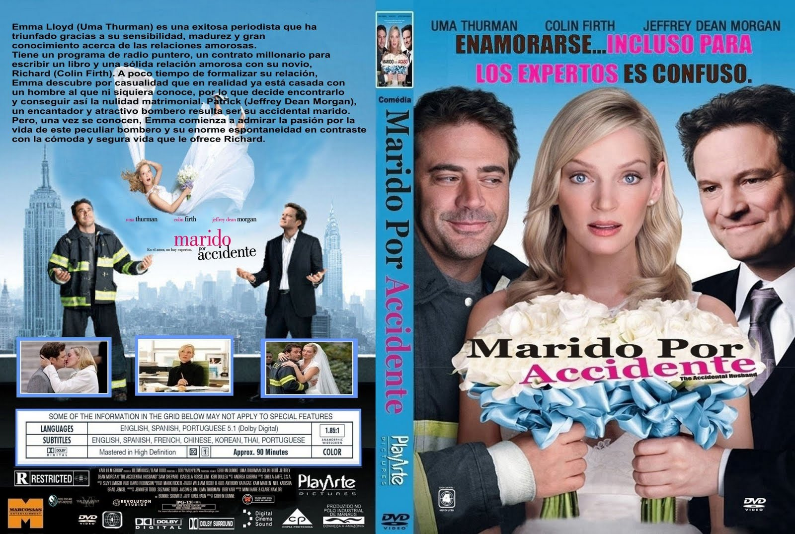 Matrimonio Accidente Sinopsis : Peliculas disponibles en dvd marido por accidente