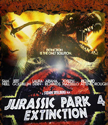 """JURASSIC PARK: EXTINCTION"""