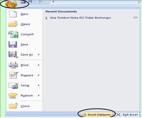 Nota Rg Marco Excel 2007 Keatas Nota Rg Program