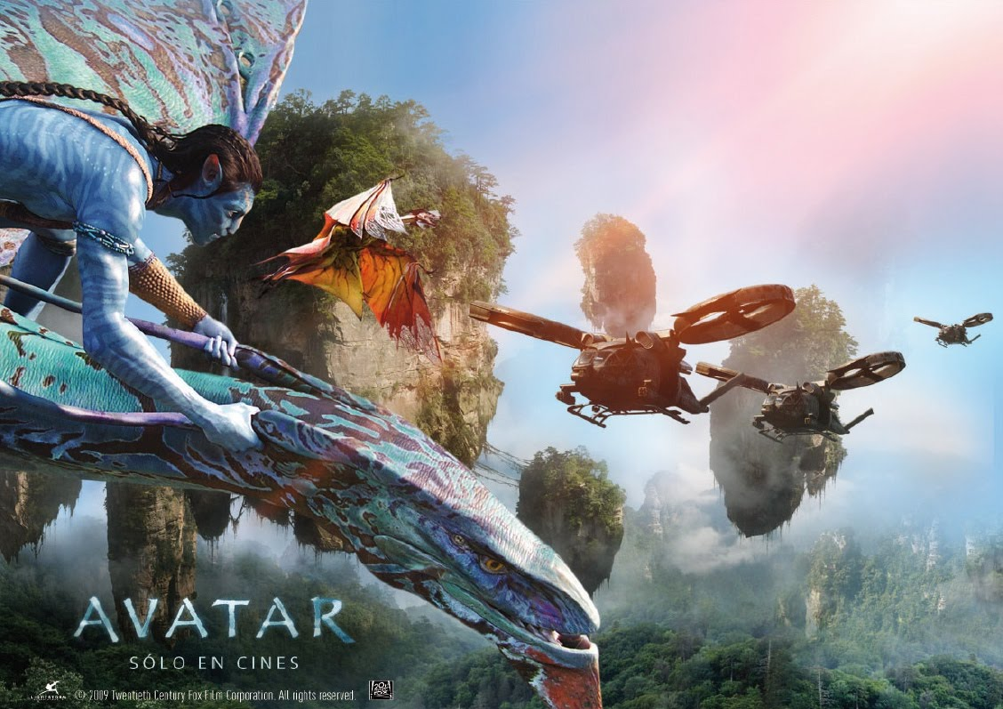 Avatar 3D Movie James Cameron