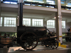 Puffing Billy Locomotive, 1814, Science Museum