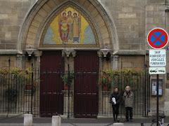 Boserica ortodoxa romana din Paris, 7, rue Jean de Beauvais