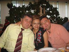 Banchet la Cotnari: cu Doina si Valeriu Dorogan, prorectorul Univ. Tehnice a Moldovei