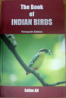 The Book of Indian Birds by Dr. Salim Ali