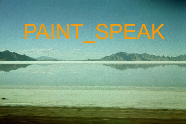 Paint Speak