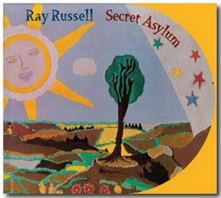 Ray Russell Secret Asylum