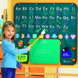 learning alphabets, numbers, shapes, colors, and more