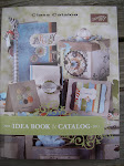 Stampin Up's 2009 - 2010 Idea Book & Catalog