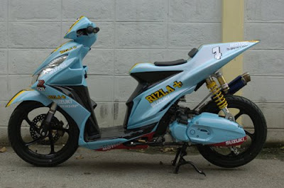 SKYDRIVE MODIFICATION   Motorcycle Superstore