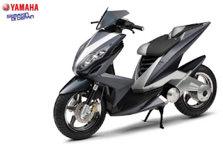 SpyShot New Yamaha Mio 2010 Matic Edition