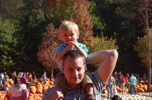 Burt's Pumpkin Farm