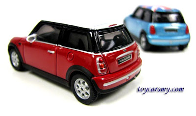 Featured Car: Tomica Limited 0048 Mini Cooper | Toy Cars Collector ...