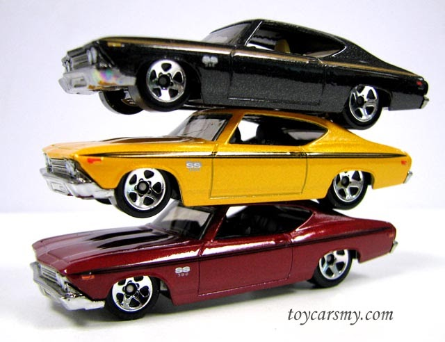 Review 39 69 chevelle ss 396 toy cars collector malaysia junior - 69 chevelle ss 396 images ...